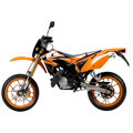 RYZ 50 SM Urban Bike 07-12 (AM6) Moric VTVDV1CP2