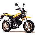 Suzuki Burgman 250 AN250 Injection