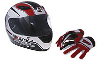 Helmets & Clothing Logik 125