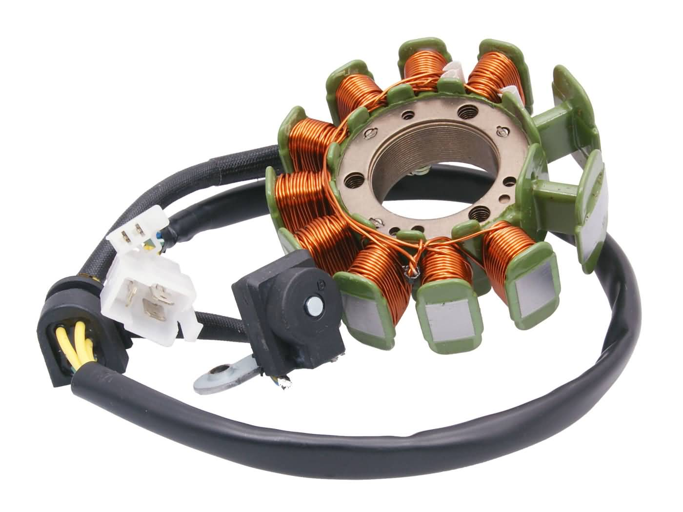 NRG 50 Power DD LC Lichtmaschine Stator