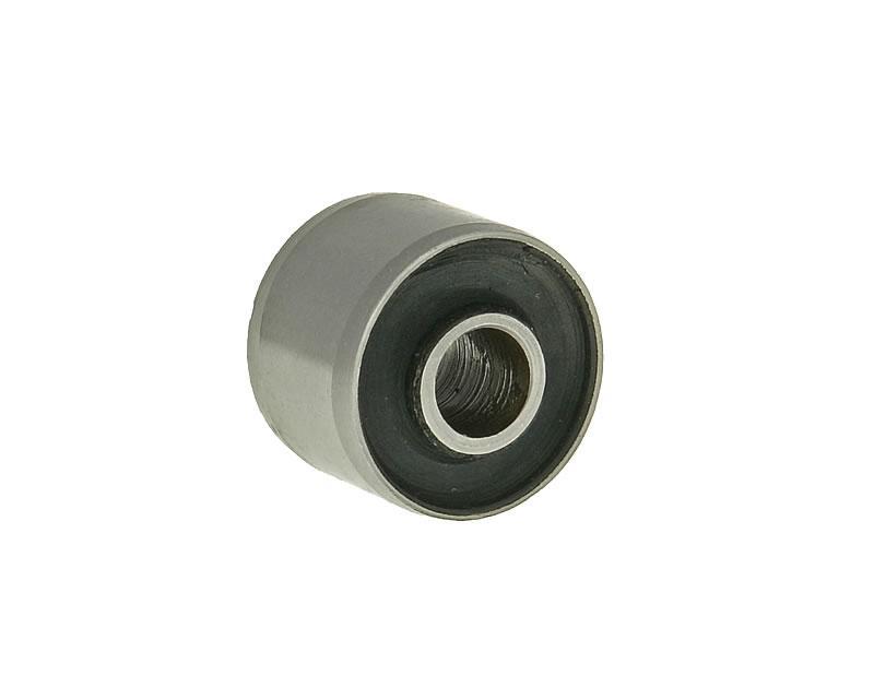 Gummi  Metall Motorlager Silentbuchse 10x28x22mm