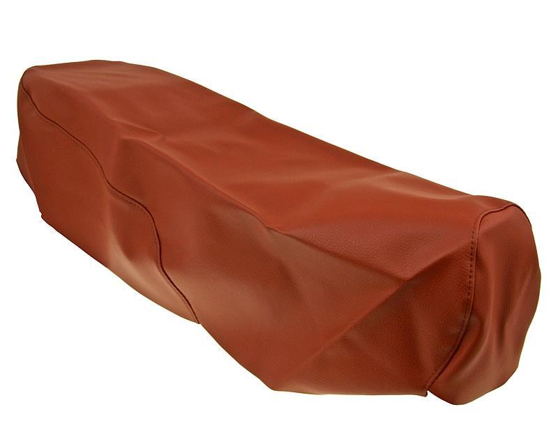 4 Sitzbezug Braun für Piaggio ET2