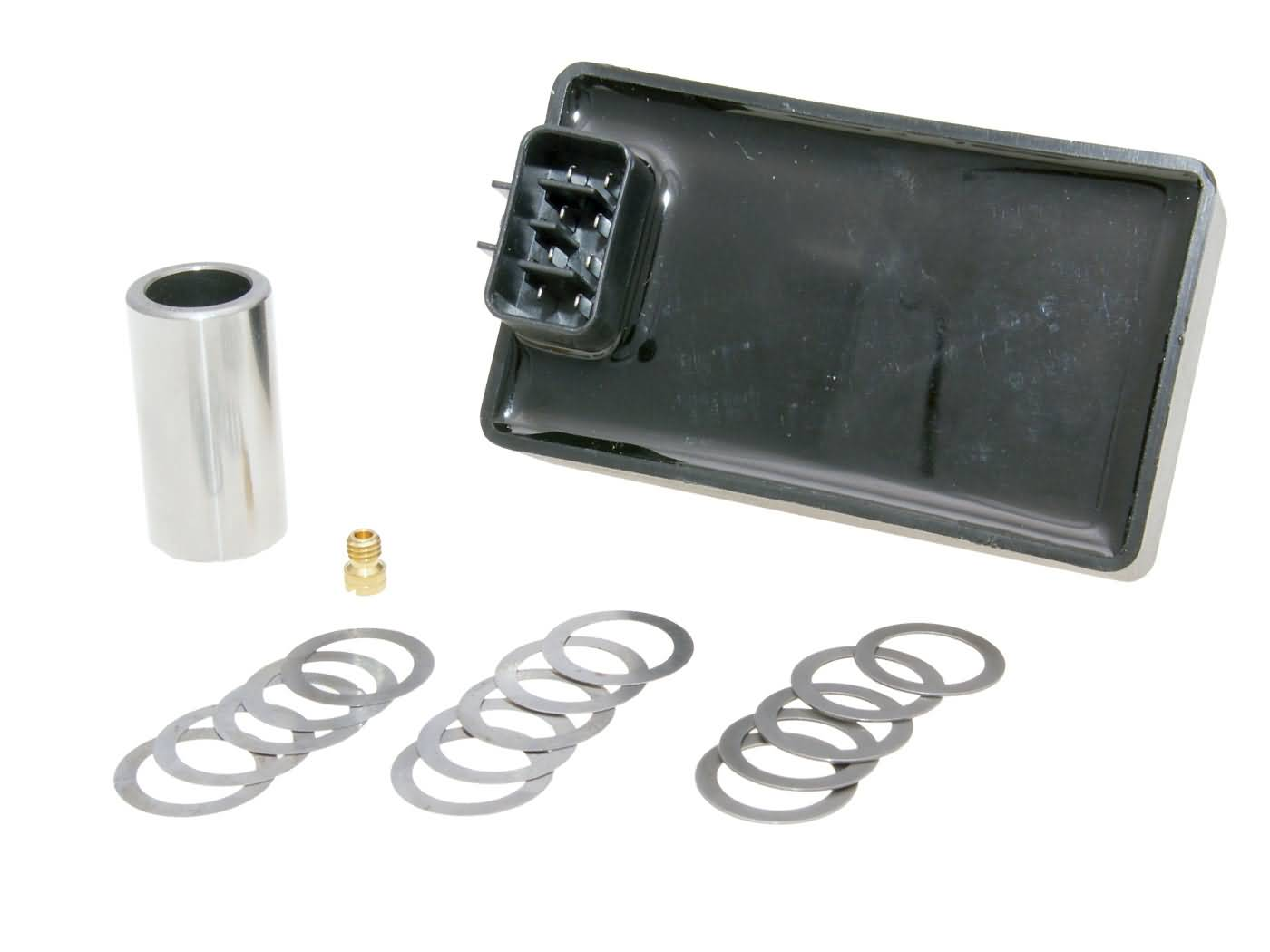CDI power kit unrestricted for Kymco Super 8 50 4-stroke / Big Tire