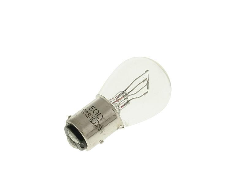 Glühlampe Zweifaden P21/5W BAY15d 12V 21/5W = VC11285