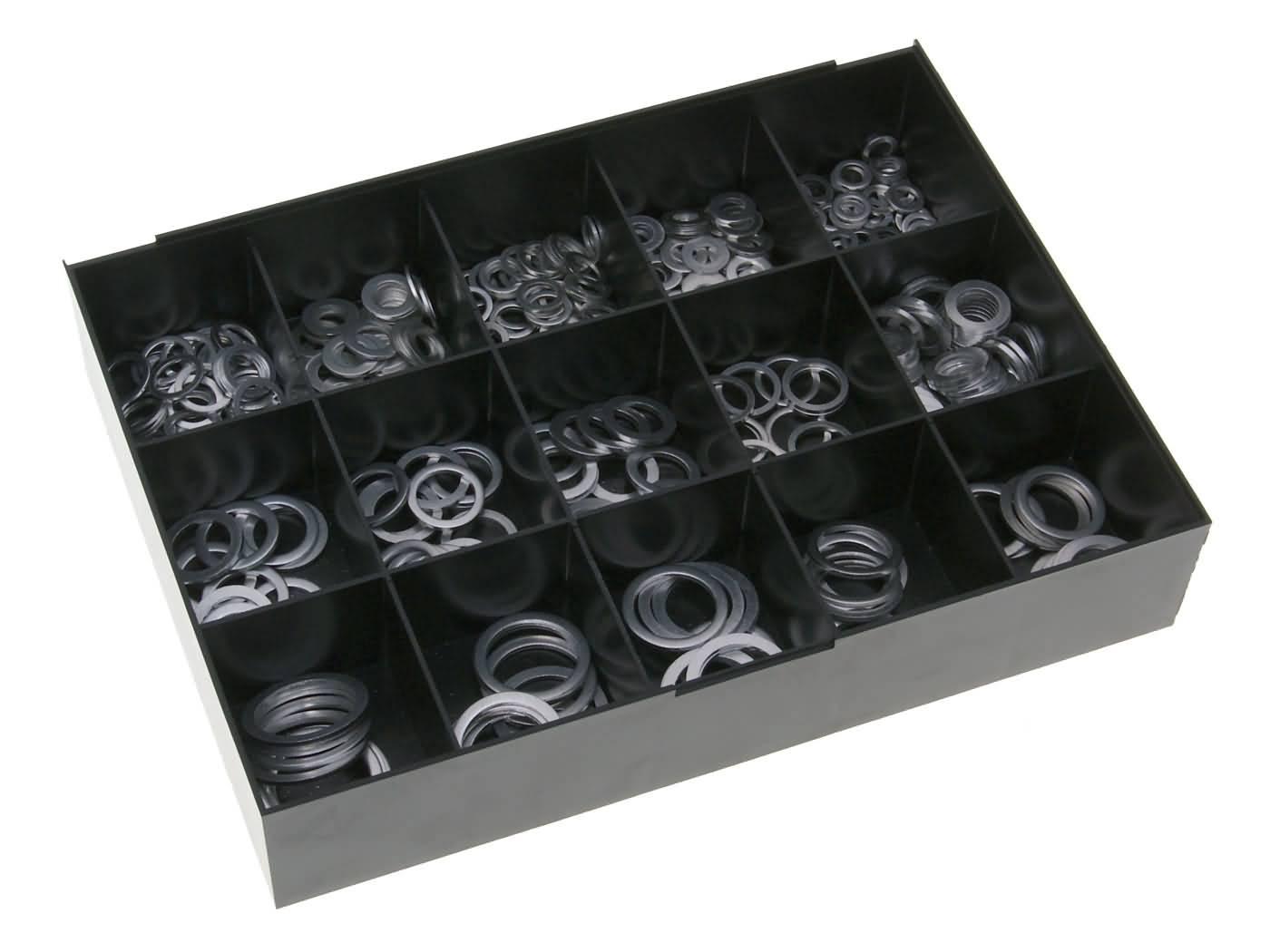 Dichtring Aluminium Naraku 22x28x1,5mm