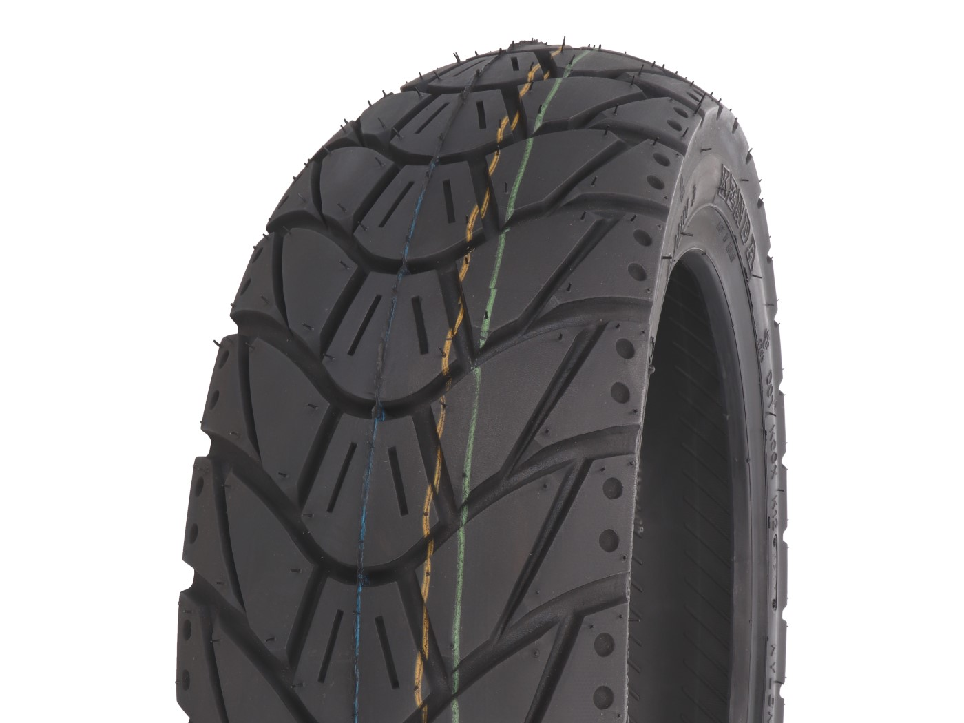 120//70+130//70 Allwetter Reifen Set Kenda K415 ATU Explorer Classic 50
