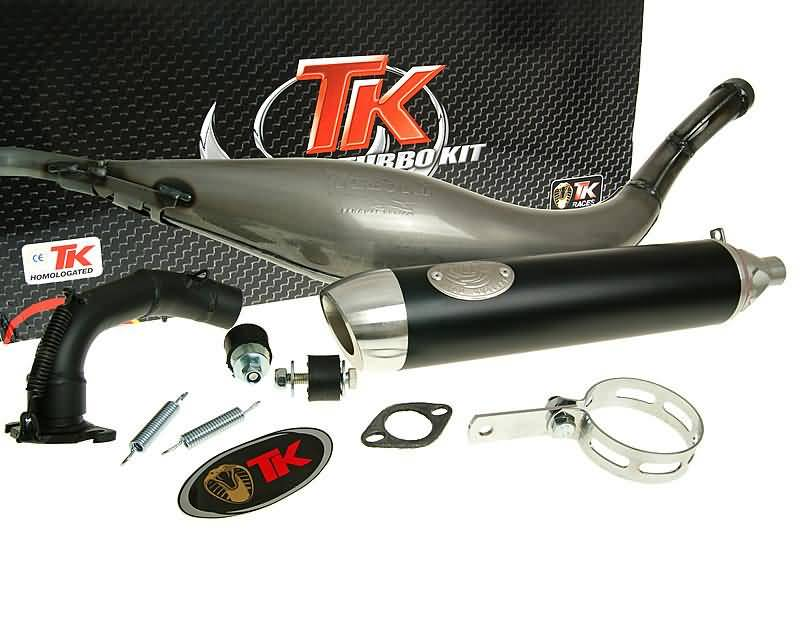 exhaust Turbo Kit Quad ATV 2T for Kymco MXU 50