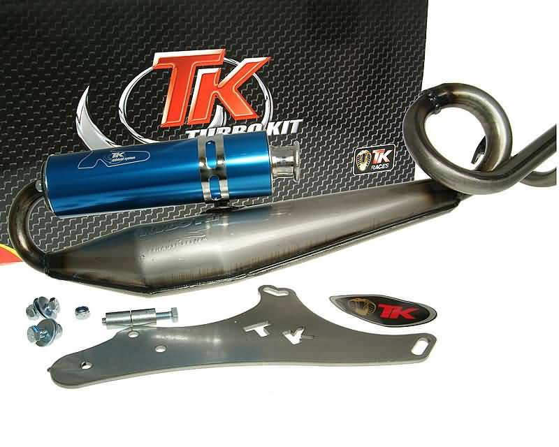 exhaust Turbo Kit GMax Sport 4T for GY6 50cc