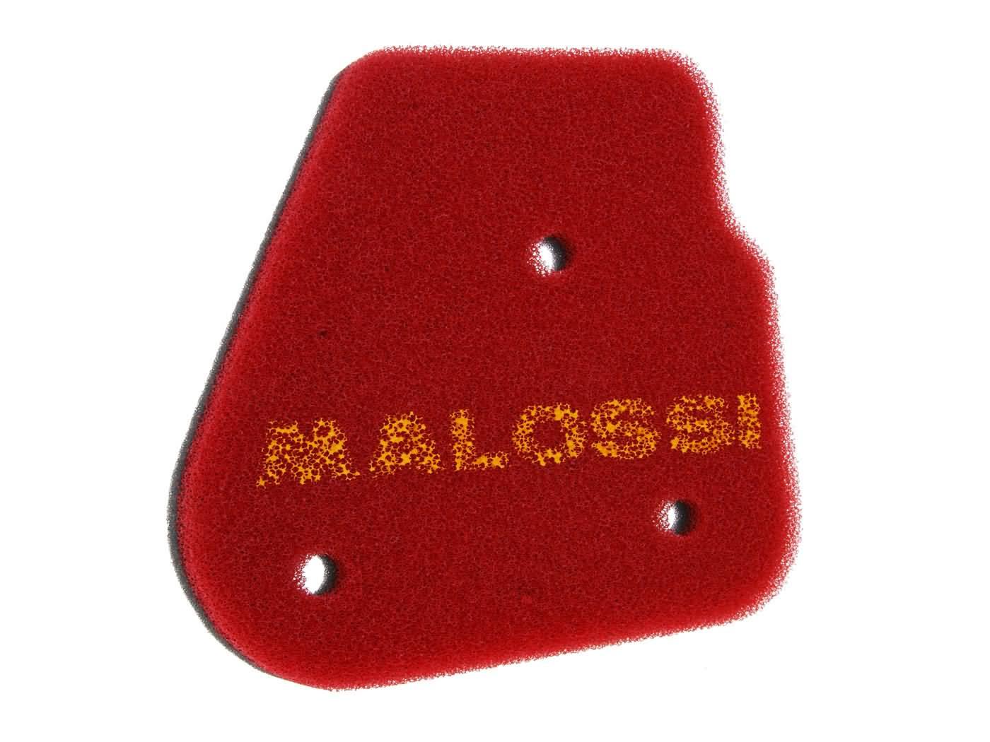 Luftfilter Einsatz Malossi Double Red Sponge für Minarelli liegend