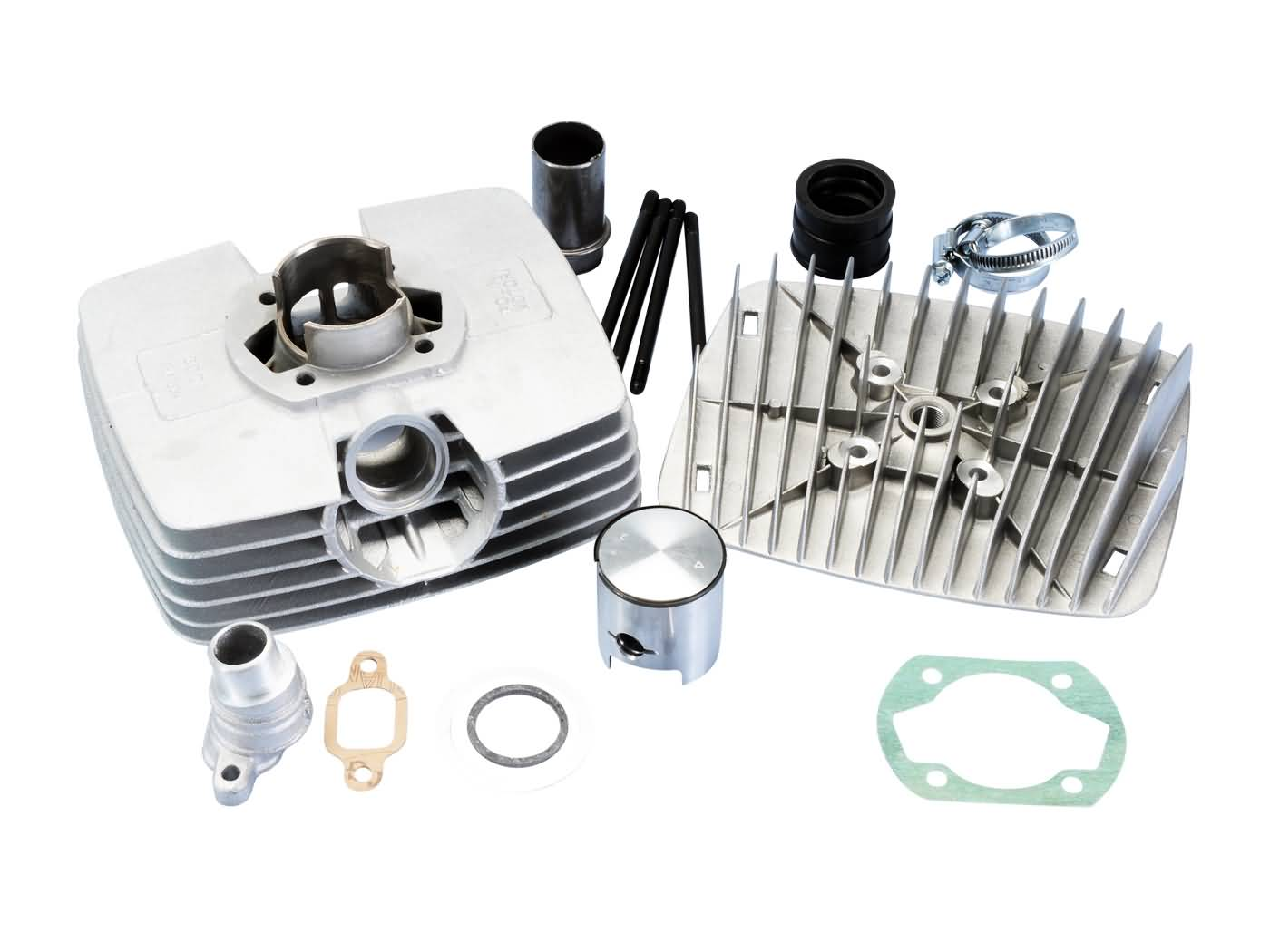 cylinder kit Polini 80cc Series 6000 48mm for Fantic Motor