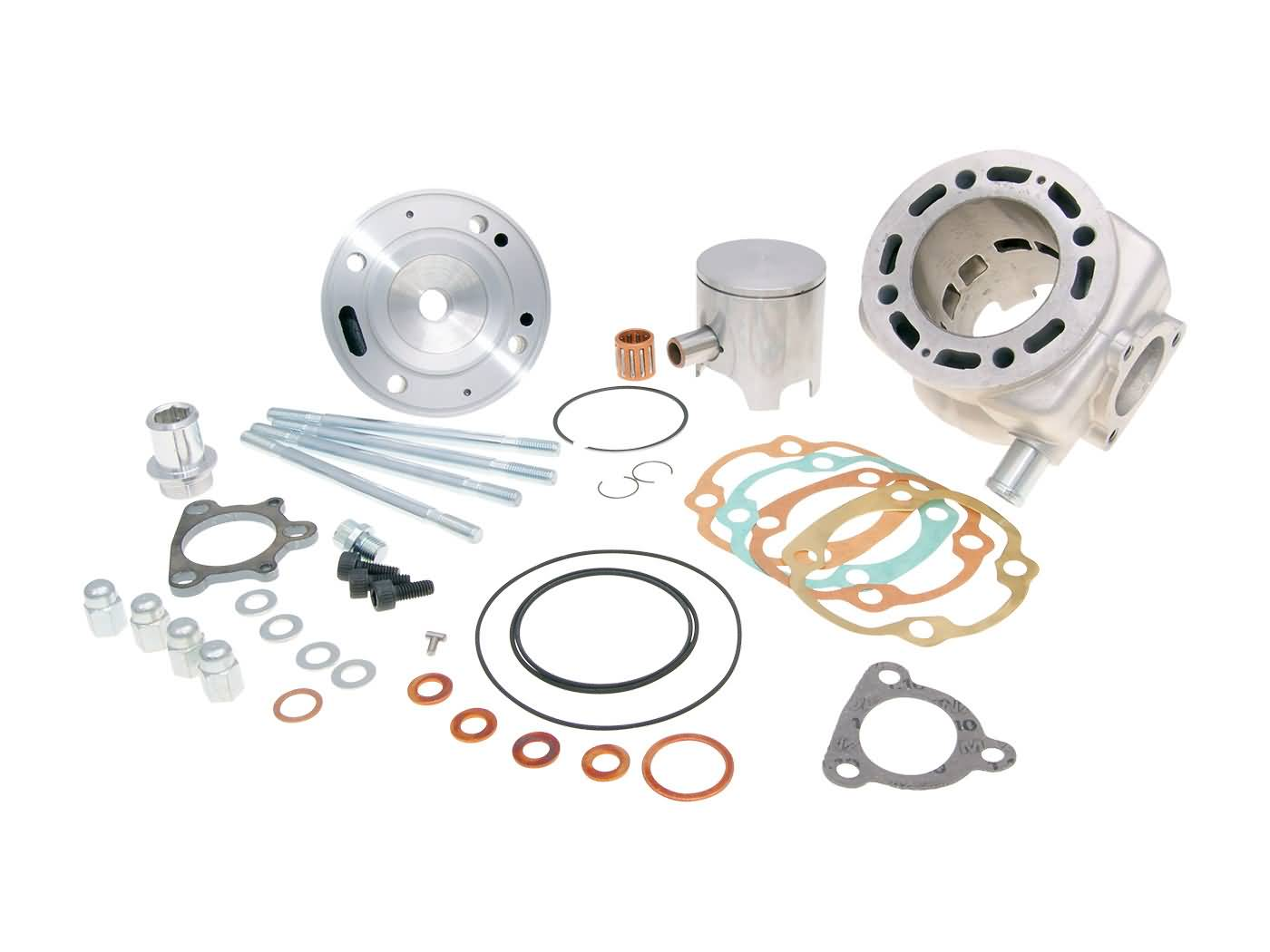 cylinder kit Polini aluminum racing Big Evolution 94cc 52mm