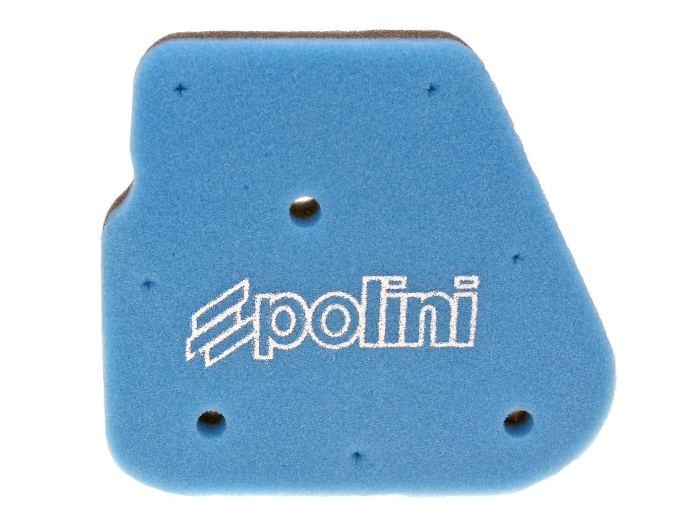 Luftfilter Einsatz Polini für Minarelli liegend 50ccm