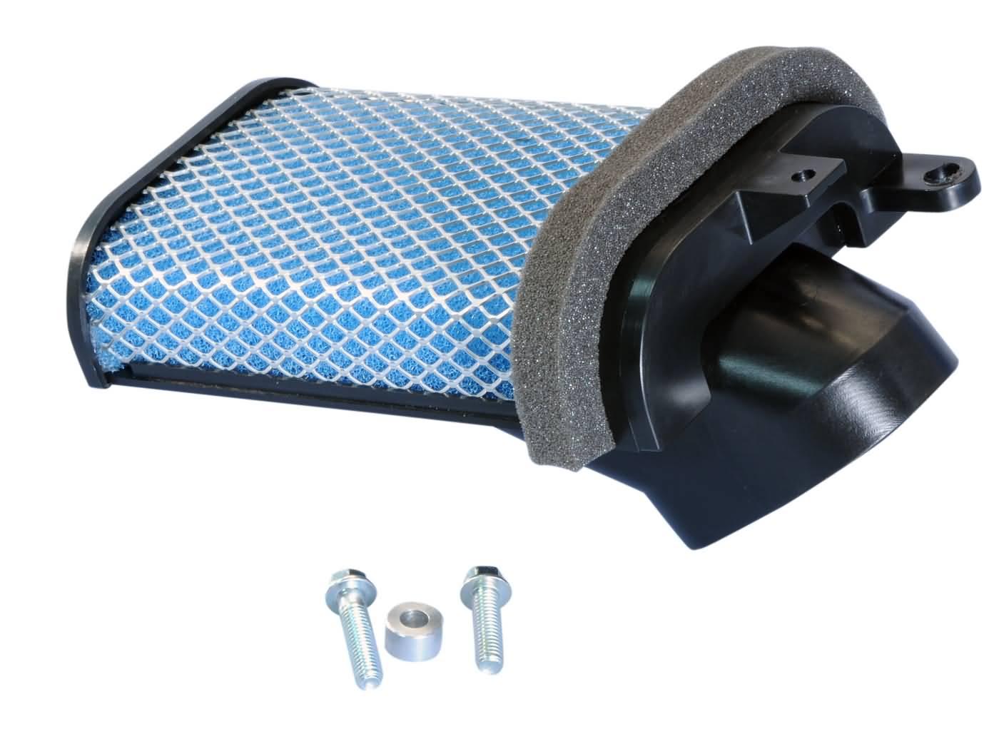 Luftfilter Einsatz Motorgehäuse links Polini für Yamaha T-Max 500, 530