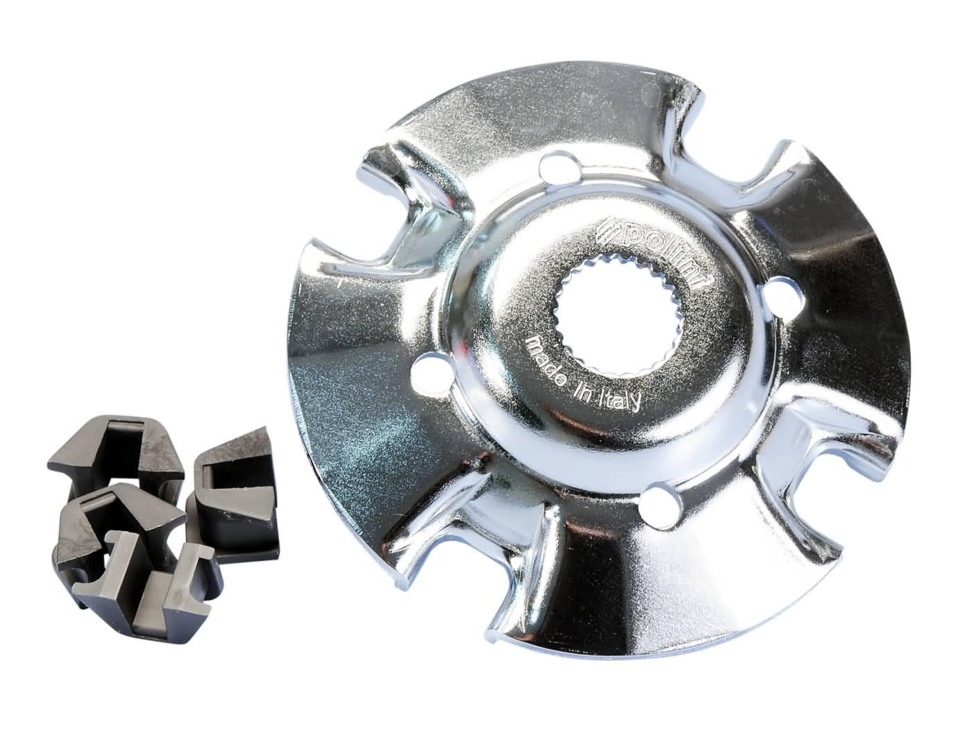 Piaggio NRG 50 Power DD LC 05-06  8.3 gram Variator Rollers
