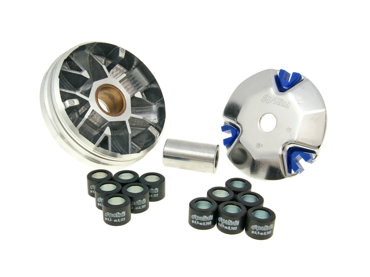 Scooter Moped Polini Roller Set 16x13mm 6.9g