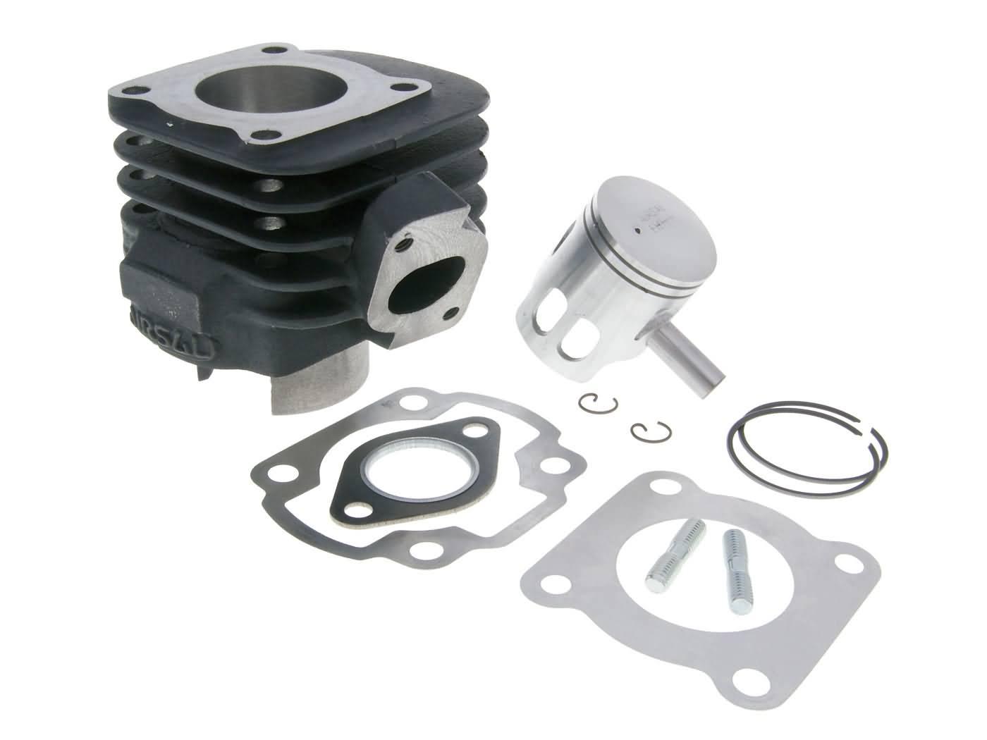 AIRSAL Kit engine cylinder piston complete aluminum AIRSAL 49,2cc