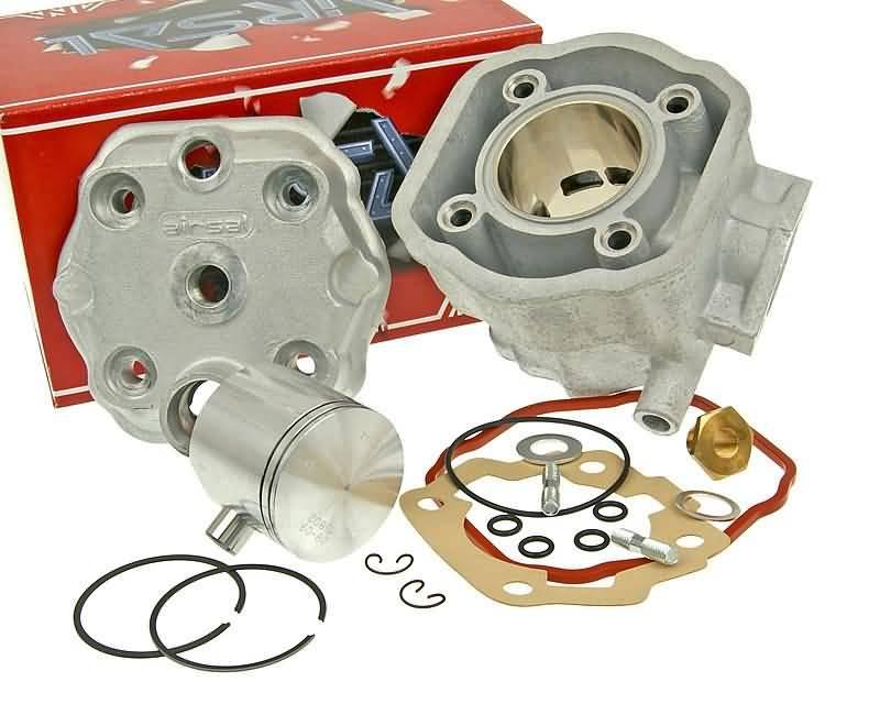 50 cc Cylinder Gasket Set for Derbi Senda EBE EBS