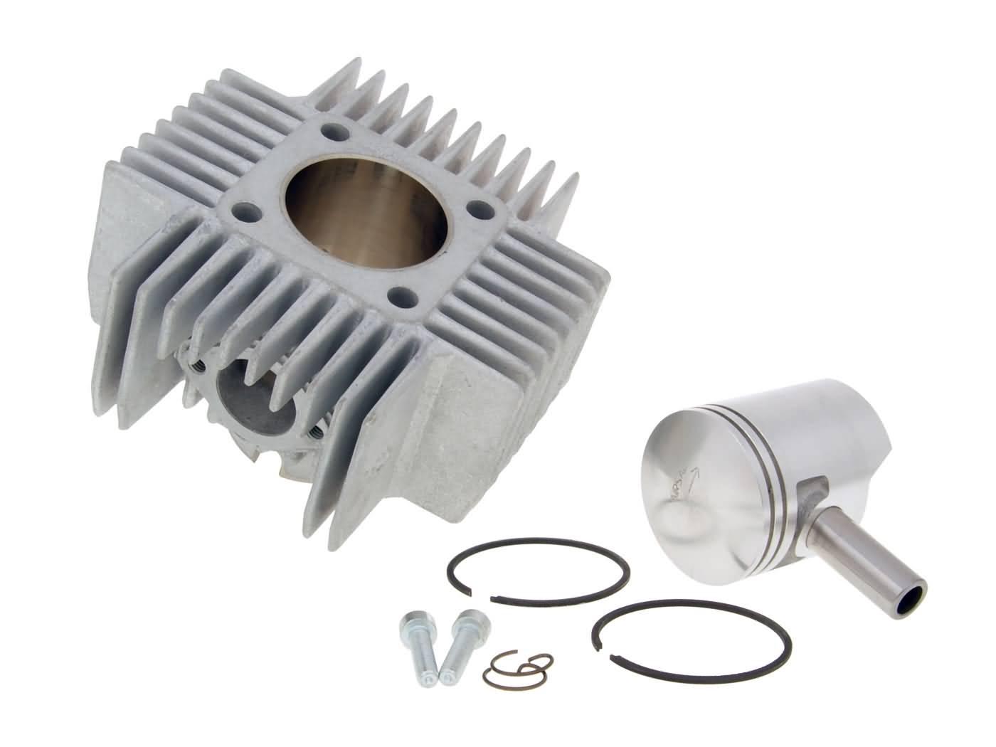 Quadra 50 AC AIRSAL 50ccm Sport Zylinder Kit f/ür Beta Ark 50 AC Chrono 50