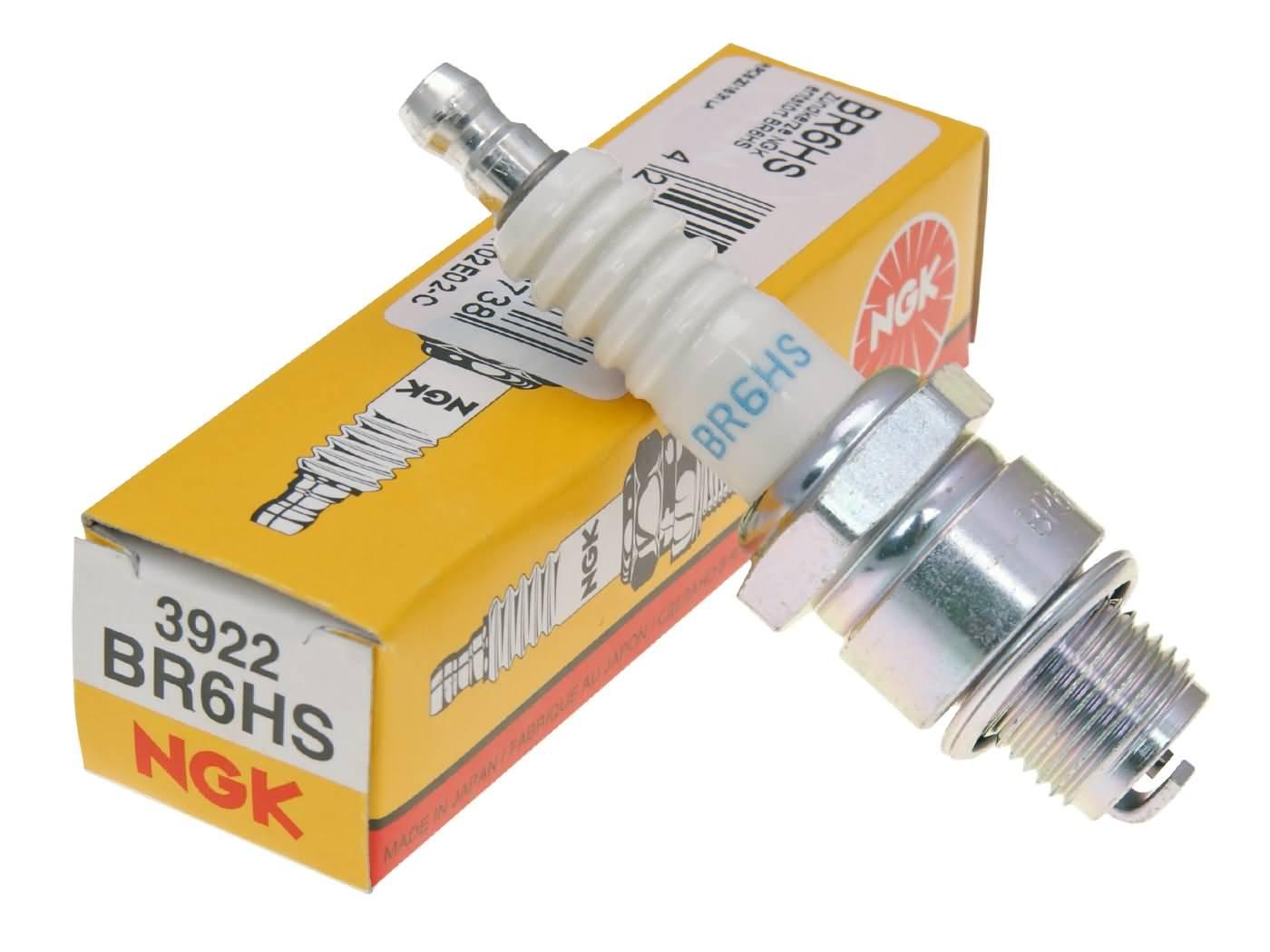 Spark Plug Ngk Shielded/ /BR5HS