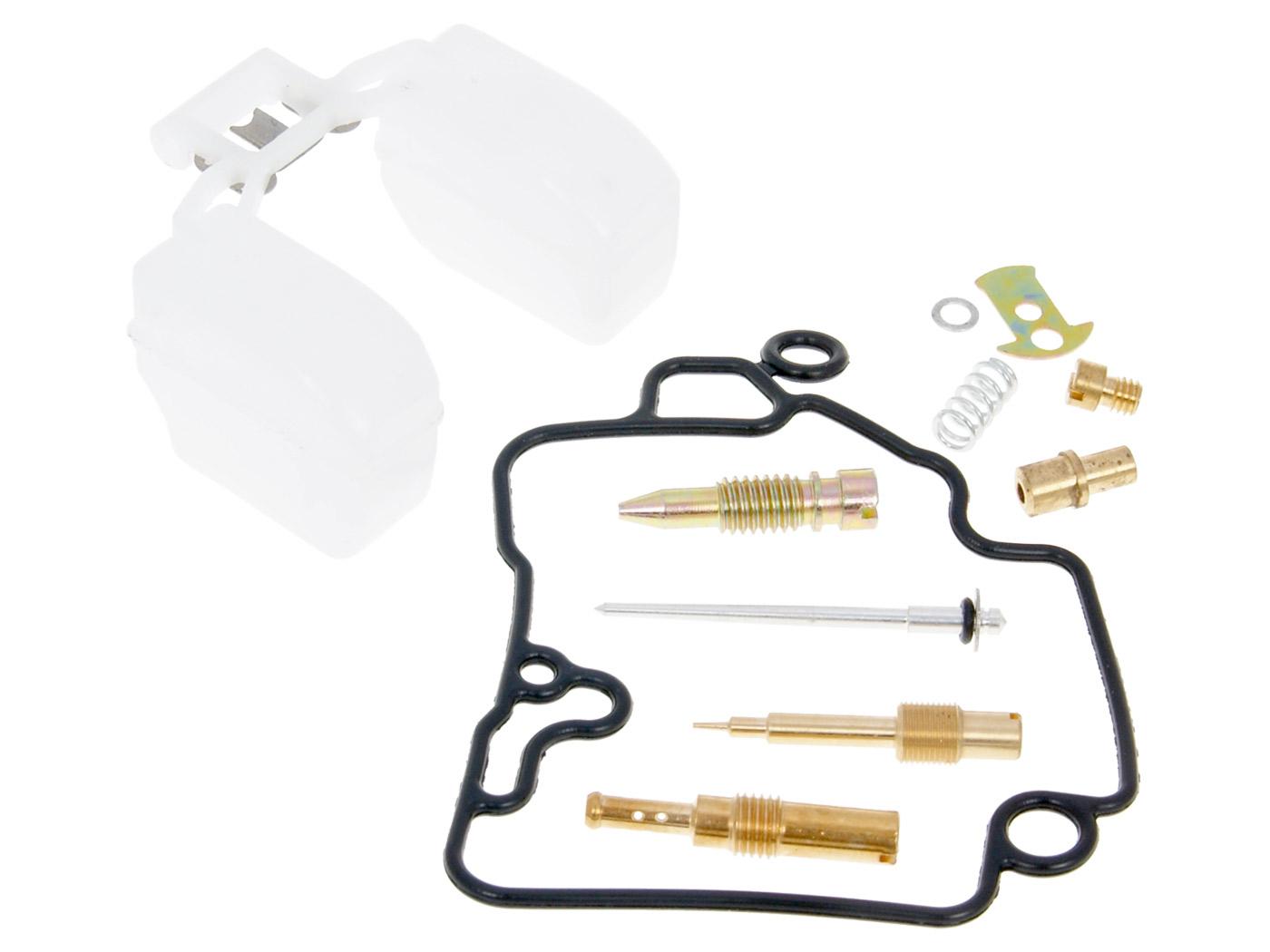 carburetor repair kit Naraku for Keihin CVK carburetor 50cc