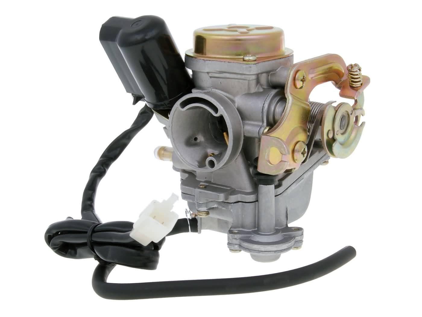 OEM carburateur 4 T-roller pour Kymco Super 8 50 ARRECHE E-Choke NARAKU pour DELLORTO
