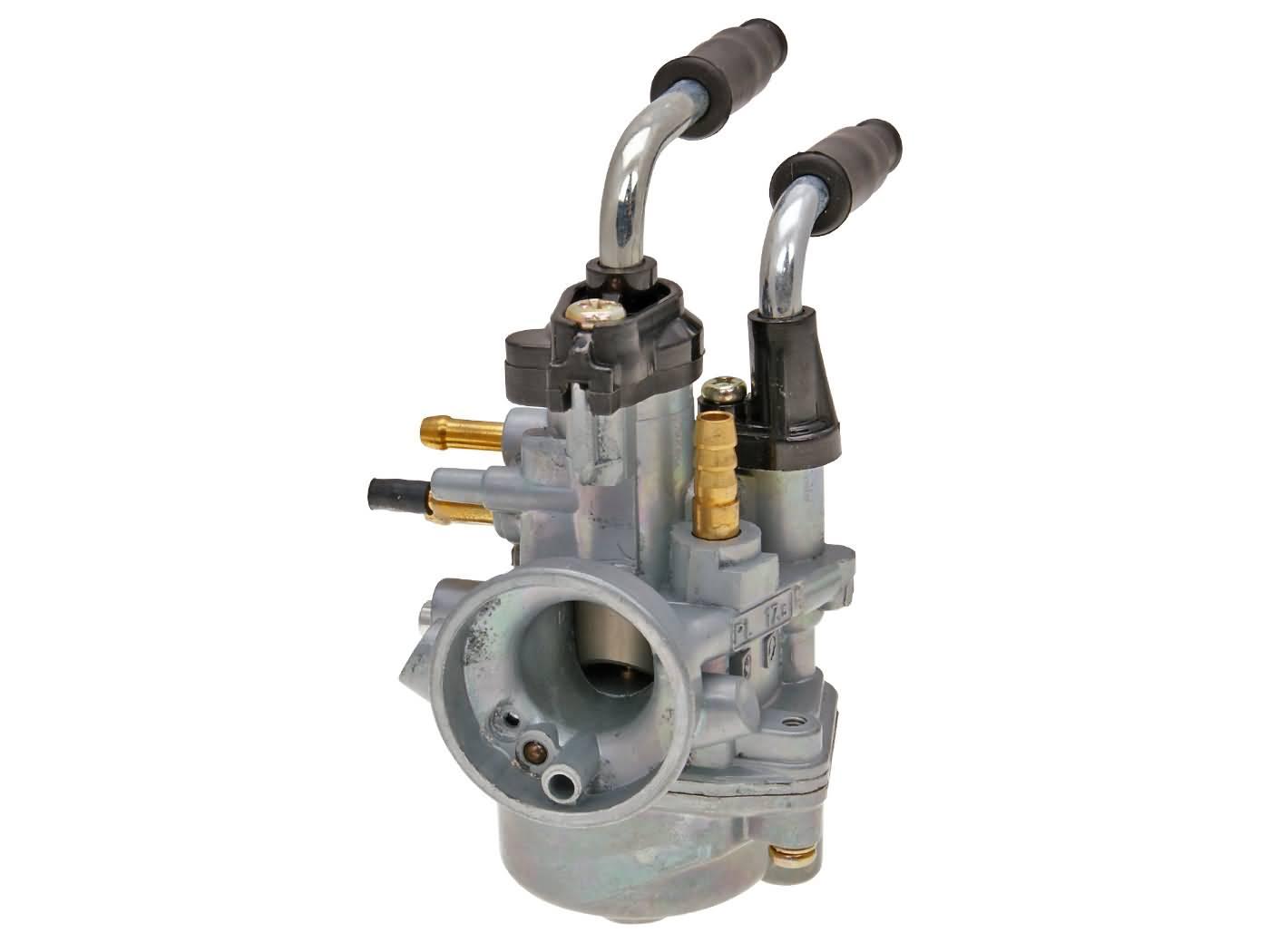 Minarell Motor für MBK Nitro 50 Cat Vergaser Naraku 17,5mm mir M-Choke f