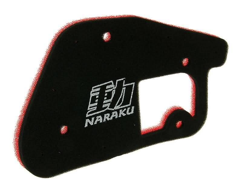 Luftfilter Einsatz Naraku Double Layer für Yamaha BWs, MBK Booster