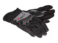 Handschuhe Speeds X-Way Lady schwarz-grau