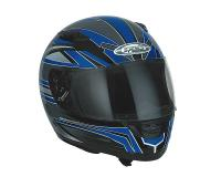 Helm Speeds Integral Evolution II Graphic blau