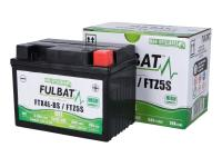 Batterie Fulbat High Power 5AH GEL +25% FTX4L-BS / FTZ5S SLA