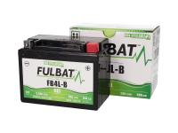 Batterie Fulbat FB4L-B GEL High Power 5Ah