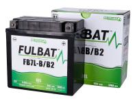 Batterie Fulbat FB7L-B/B2 GEL