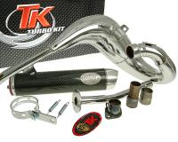 Auspuff Turbo Kit Bufanda Carreras 80 für Beta RR50 (-02)