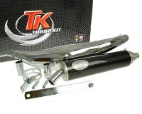 Auspuff Turbo Kit Road RQ Chrom für Aprilia RS50 (00-05)