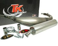 Auspuff Turbo Kit Road R für Motorhispania RX50 (-07), Peugeot XR6