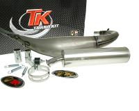 Auspuff Turbo Kit Road R für Rieju RS2 Matrix