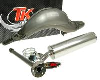 Auspuff Turbo Kit Road R für Derbi GPR 50 2006-