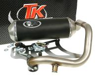 Auspuff Turbo Kit GMax 4T für Kymco Grand Dink 250