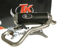 Auspuff Turbo Kit GMax 4T für Kymco Grand Dink 125, 150