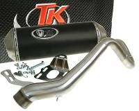 Auspuff Turbo Kit GMax 4T für Honda S-Wing, Pantheon 125/150ccm