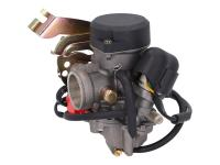 Carburetor Ansaugtrichter Polini Anschlussweite 44mm Gilera,Gorilla Motor Works