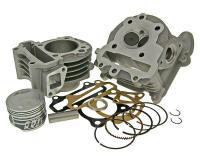 Motor Komplett mit SLS 12 Zoll Beeline Veloce Dynamic GT Benero City Cruis 50 4T