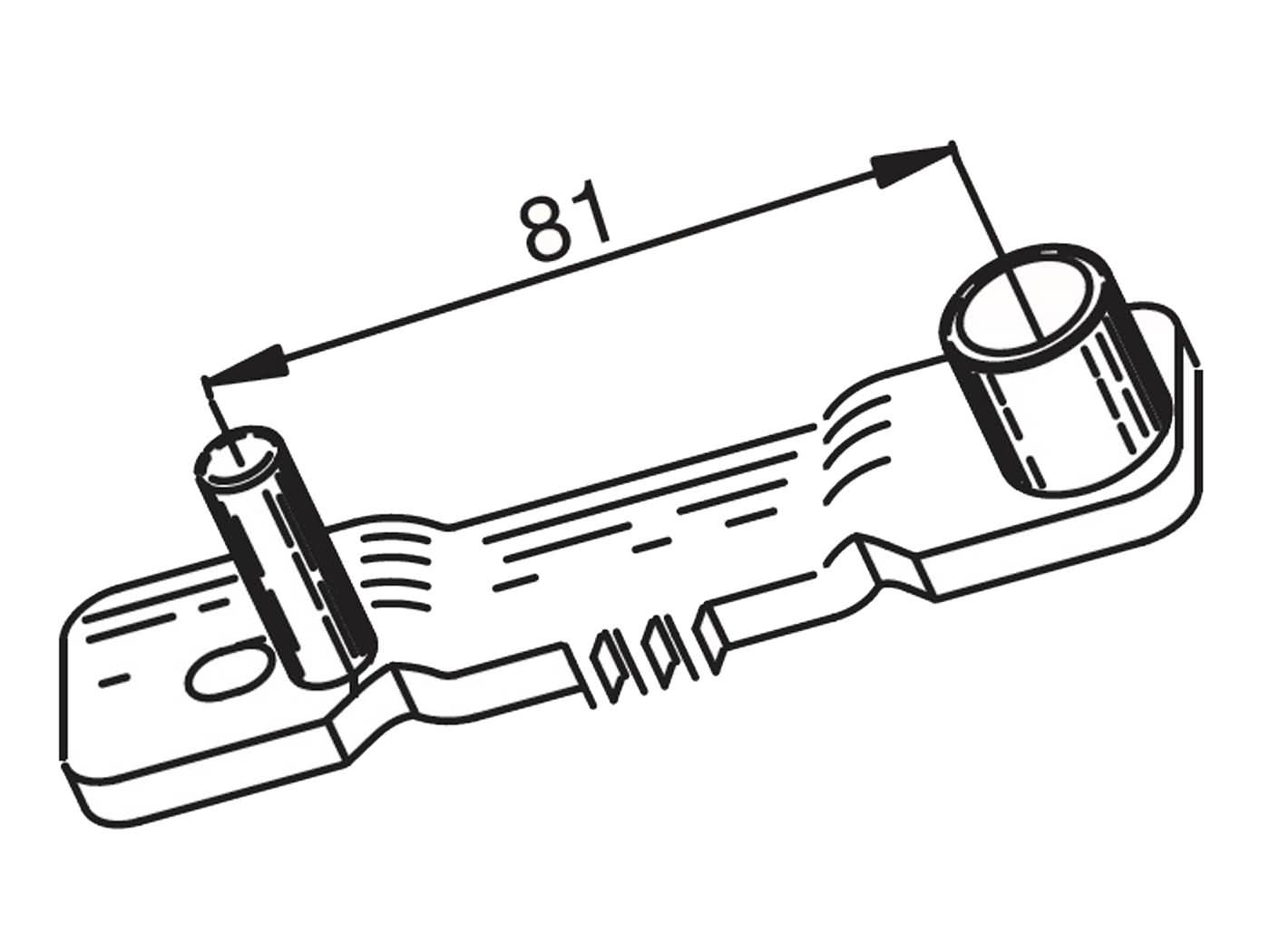 Variomatik Blockierwerkzeug Peugeot 50-100cc 2-Takt