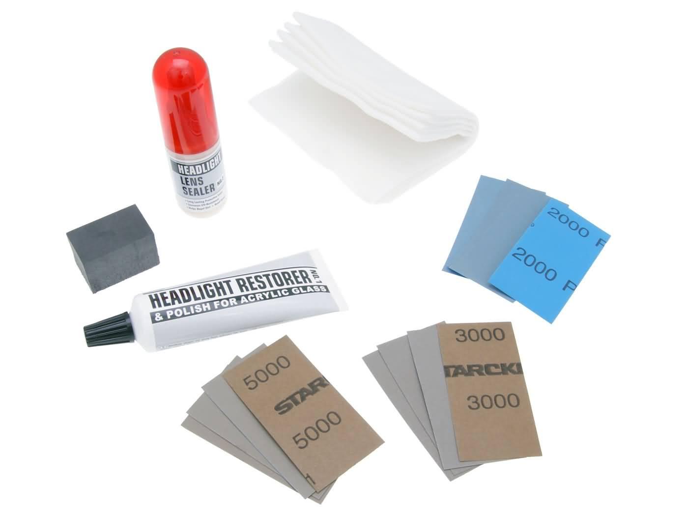 Strlkastarrengring Presto Hand Sealer Sj0052 Tillbaka