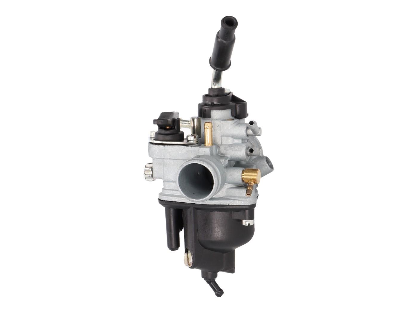 carburetor Dellorto PHVA 17 5 w manual choke for Piaggio
