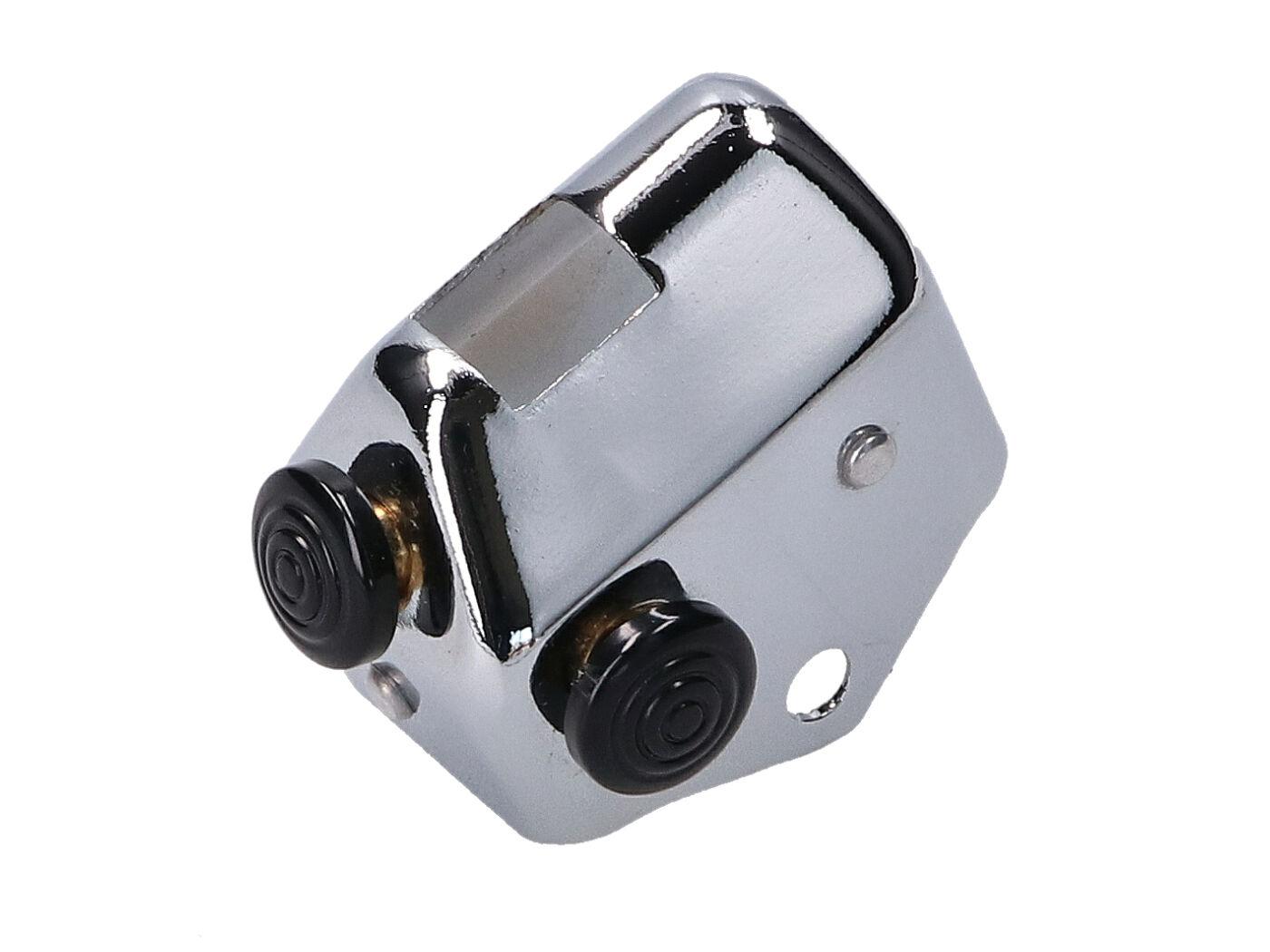 Kappe Chrom für Abblendschalter für Simson S50