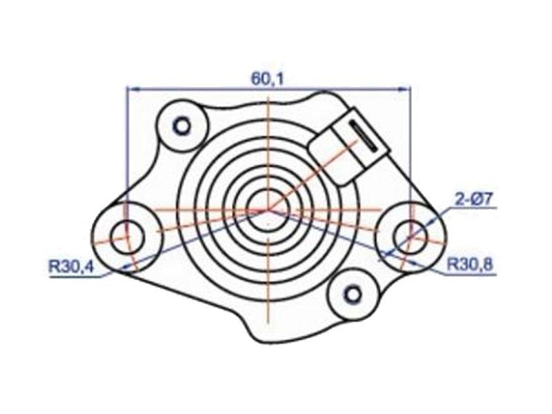starter motor for Honda SFX, Bali, X8R, SH50