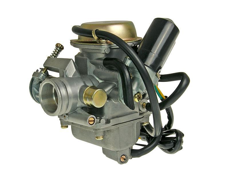 Suzuki King Quad X  Fuel System