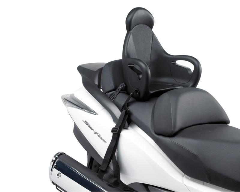 scooter childs seat universal givi s650. Black Bedroom Furniture Sets. Home Design Ideas